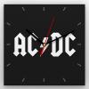 ЧАСЫ НАСТЕННЫЕ  AC/DC